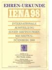 iena diplom 1998