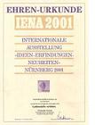 iena diplom 2001